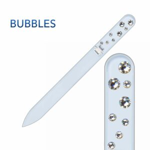 BUBBLES Crystal Nail File Long by Blazek title