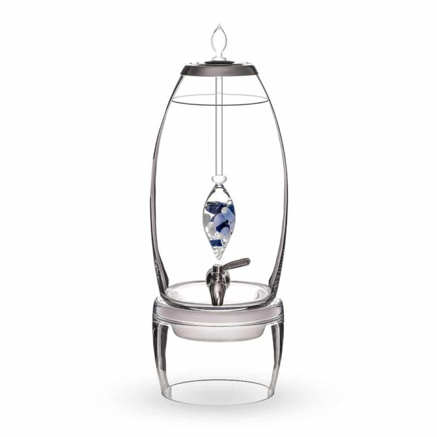 Balance GRANDE dispenser gemstone vial set crystallo by vitajuwel sq10