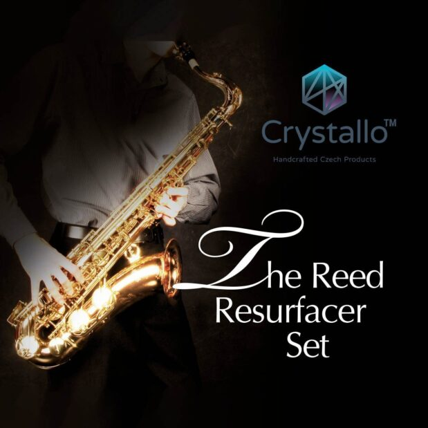 Crystal Reed Resurfacer Set front Crystallo