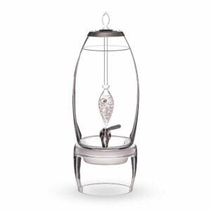 Diamonds GRANDE dispenser gemstone vial set crystallo by vitajuwel sq10