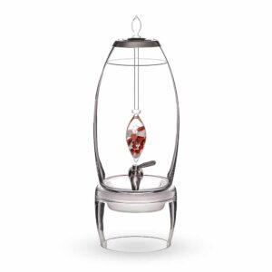 Fitness GRANDE dispenser gemstone vial set crystallo by vitajuwel sq10