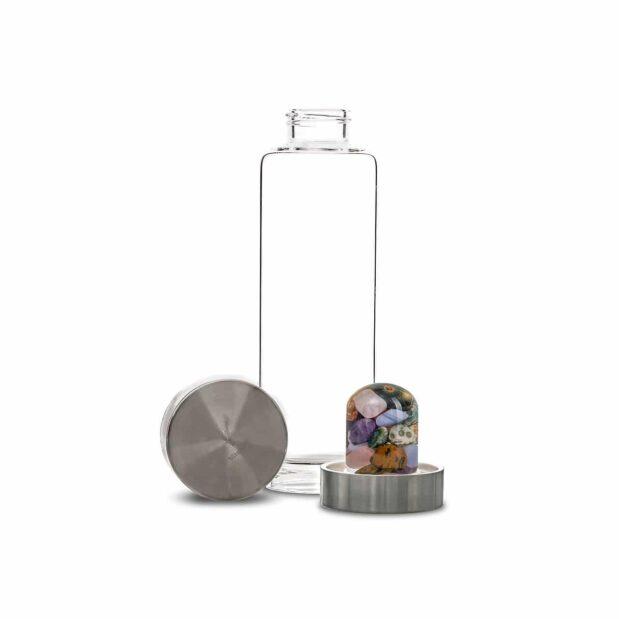 Five Elements Gemstone ViA Bottle Crystallo by VitaJuwel dissass
