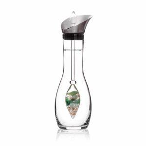 Forever Young ERA decanter gemstone vial set crystallo by vitajuwel sq18