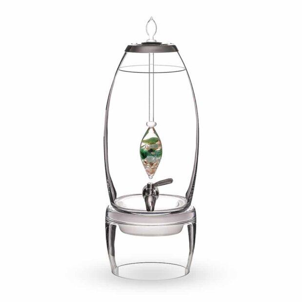 Forever Young GRANDE dispenser gemstone vial set crystallo by vitajuwel sq10