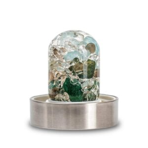 Forever Young gemstone pod GemPod crystallo by vitajuwel sq10