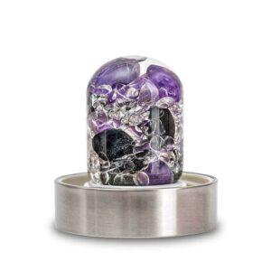 Guardian gemstone pod GemPod crystallo by vitajuwel sq10