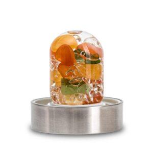 Happiness gemstone pod GemPod crystallo by vitajuwel sq10