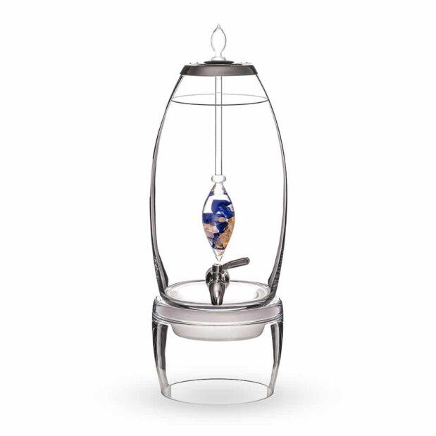 Inspiration GRANDE dispenser gemstone vial set crystallo by vitajuwel sq10