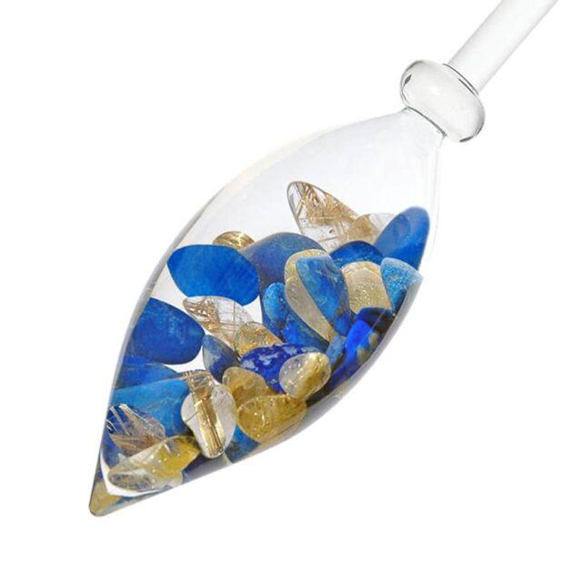 Inspiration gemstone vial crystallo by vitajuwel dec sq80