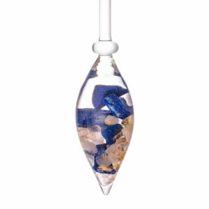Inspiration gemstone vial crystallo by vitajuwel sq18