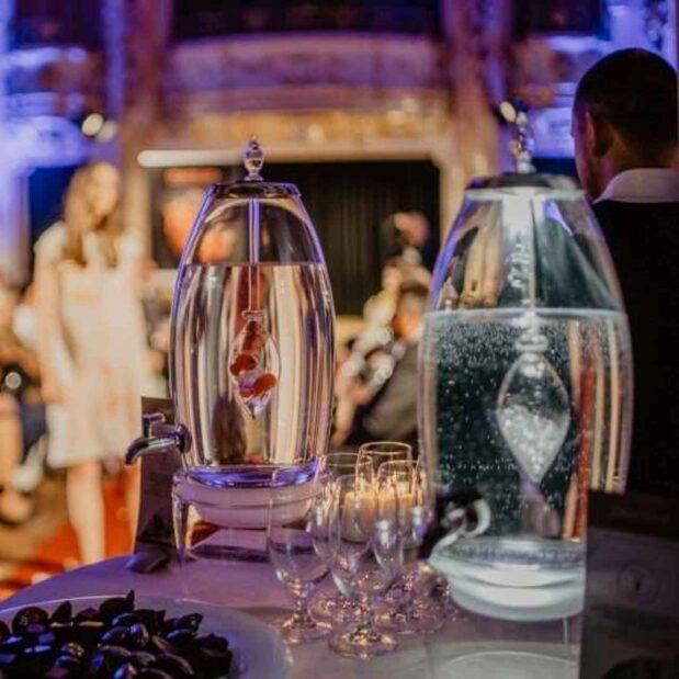 LED Light for Dispenser Grande Banquet Crystallo VitaJuwel