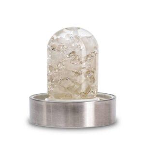 Luna gemstone pod GemPod crystallo by vitajuwel sq10