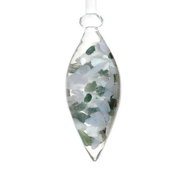 Momentum gemstone vial crystallo by vitajuwel