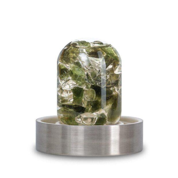 Tea Time gemstone pod GemPod crystallo by vitajuwel sq10