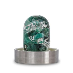 Vitality gemstone pod GemPod crystallo by vitajuwel sq10