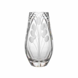 crystal bud vase nostalgia art deco Crystallo BG104NS