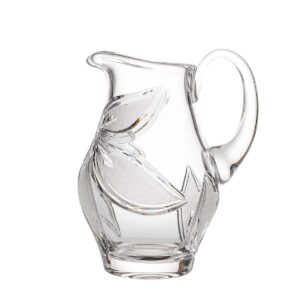 crystal elegant pitcher orchidea floral Crystallo BG504OR