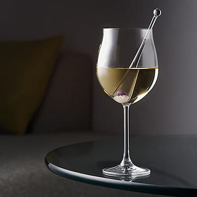 droplet white wine 400px